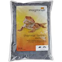 Imagitarium Black Calcium Reptile Sand, 10lb