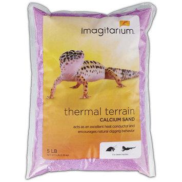 Imagitarium Purple Calcium Reptile Sand, 5lbs