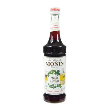 Monin Irish Cream Syrup 750ml Bottle