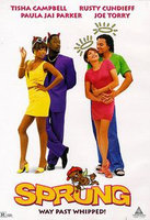 SPRUNG BY CAMPBELL, TISHA (DVD)