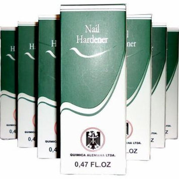 Quimica Alemana Nail Hardener 7pcs x 0.47oz
