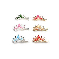 Linda Fashion 127007 Hairclip, 12 Count