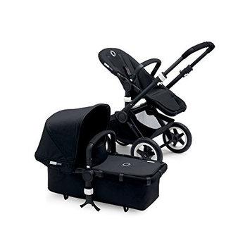 Bugaboo Buffalo Black Frame Stroller