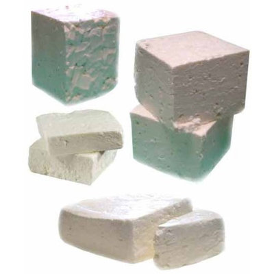 Parthenon Foods Feta Cheeses 4pc 2lb(Greek French Bulgarian Domestic) 0.5lb each