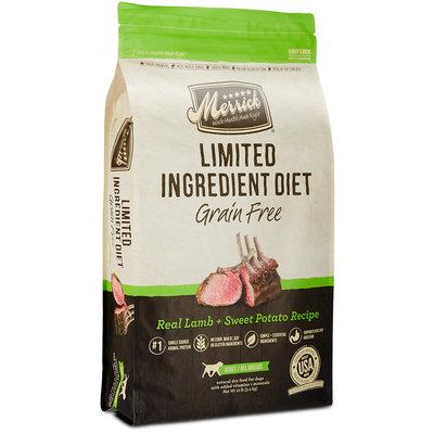 Merrick Limited Ingredient Diet - Lamb and Sweet Potato Recipe - 4 lb