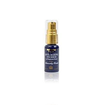Admiral Male Grooming Anti-ageing Eye Serum with Pomegranate Extract, 0.5 Ounce