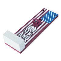 Elements American Flag Wall Bottle Opener ()