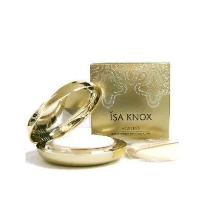 Korean Cosmetics_Isa Knox Ageless Moist Serum Two Way Cake_#21 Soft Skin Beige