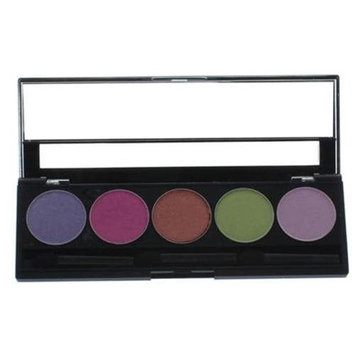 Purely Pro Cosmetics Purely Pro 5-Well Eyeshadow Pallet Get Gorgeous
