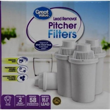 Protect Plus Llc Great Value Gr Val Superior Pitcher Cartridge 4-pk