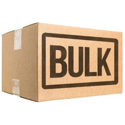 Acme Furniture Pork Chomps Twist Pork Skin Dog Treats - Peanut Butter Flavor Large BULK - 80 Twists - (20 x 4 Count)
