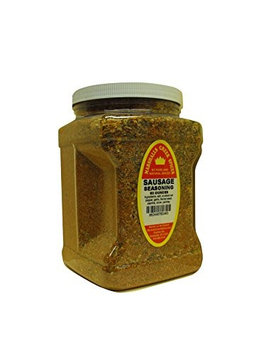 Family Size Marshalls Creek Spices Sausage Seasoning, 60 Ounce