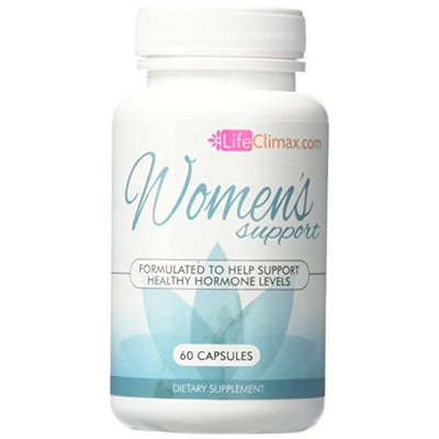 LifeClimax All Natural Doctor-Physician Recommended Menopause Support and Relief - Supports Hot Flash Relief, Stable Mood, Healthy Libido / Sexualization, Support Healthy Energy Levels - Hormone Free