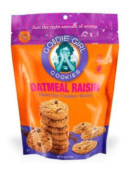 Goodie Girl Tribeca Gluten Free Cookies Oatmeal Raisin 6 oz