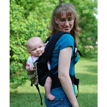 Breezy Mesh Backpack baby carrier front to back infant to toddler breathable w/head support
