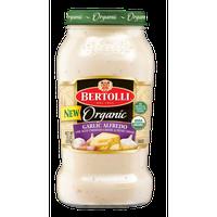Bertolli Organic Garlic Alfredo Pasta Sauce 15 oz
