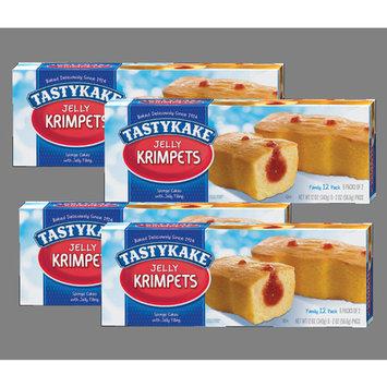 Tastykake Jelly Krimpets Family Size 4- Pack- A Philadelphia Baking Institution
