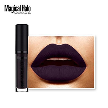 Aurorax 18-Colors Matte Lipstick Overtime Waterproof Long-Lasting Hydrating Liquid Lip Gloss