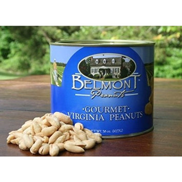 Belmont Peanuts of Southampton 38S 38 oz Gourmet Salted