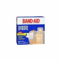Adhesive Strip Band-Aid Plastic 2.25 X 3