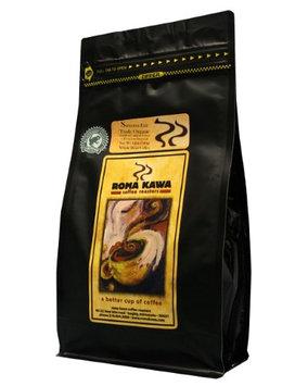 Roma Kawa Sumatra Mandheling Fair Trade Organic Whole Beans 12oz
