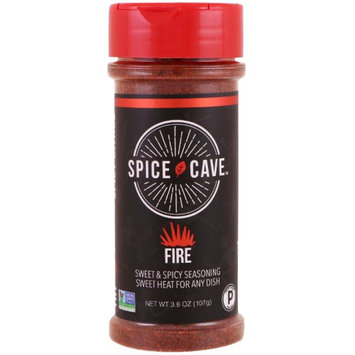 Spice Cave, Fire, Sweet & Spicy Seasoning, 3.8 oz (pack of 12)