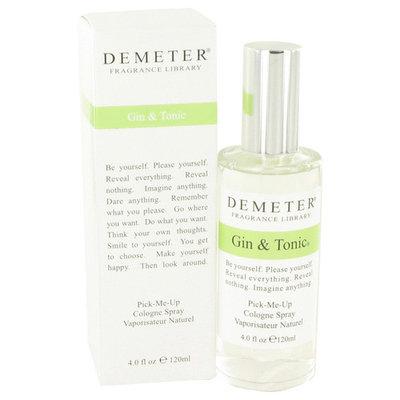 Gin & Tonic by Demeter Cologne Spray 4 oz-120 ml-Men