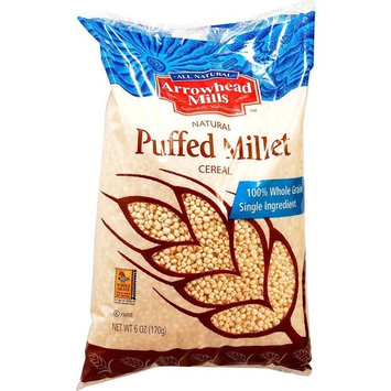 Arrowhead Mills Cereal Puffed Millet-6 oz