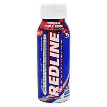 VPX Redline RTD Original Triple Berry - 24 - 8 fl oz (240 ml) Bottles