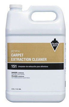 Tough Guy Carpet Extraction Cleaner (1 gal). Model: 2WEC3