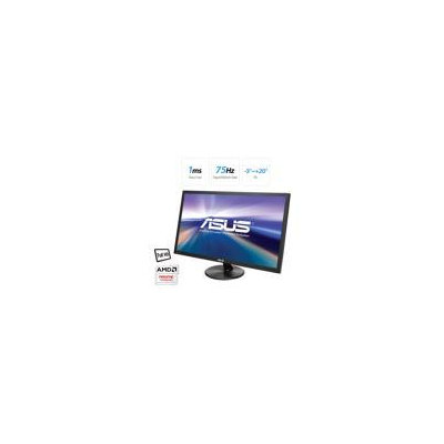 ASUS VP247QG 23.6' Full HD 1920x1080 1ms DP HDMI VGA Adaptive Sync/FreeSync Eye Care Monitor