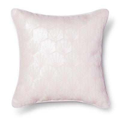 Shell Pillow with Sequins - Lavender - Xhilaration&153;, Lavendar
