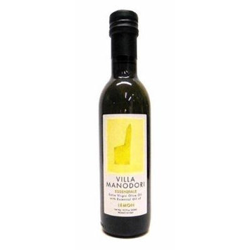 Villa Manodori Essenziale Extra Virgin Olive Oil w/ Essential Oil of Lemon, 8.5 oz