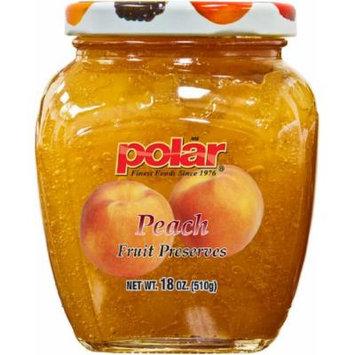 MW Polar Fruit Preserves in 18 oz. Jar (Pack of 6) (Peach)