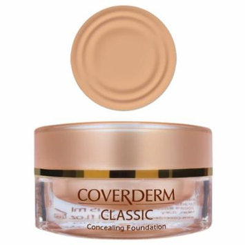 CoverDerm Classic Concealing Foundation 3, .5 Ounce