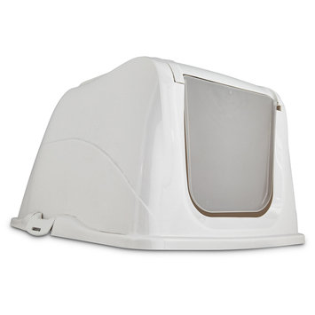 So Phresh X-Large White Litter Box Privacy Hood