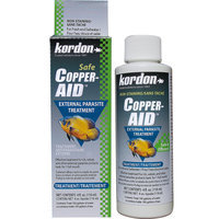 Kordon Copper Aid External Parasite Treatment: 4 oz - (Treats 100 gal