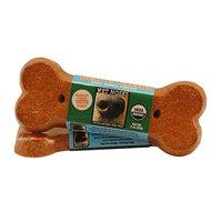Wet Noses Grain Free Peas & Carrots Bone Dog Treat, 2oz