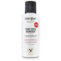 Well & Good Dog Tear Stain Remover, 4 fl. oz.