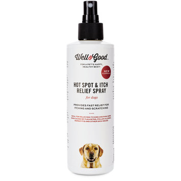 Well & Good Hot Spot & Itch Relief Dog Spray, 8 fl. oz.