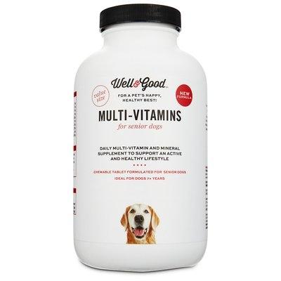 Well & Good Senior Stage Vitamins, 180 tablets