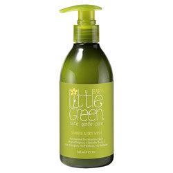 Little Green Shampoo & Body Wash - Baby 2 oz