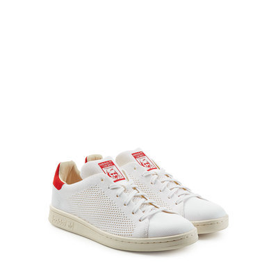 Stan Smith Perforated Sneakers Gr. UK 8