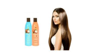 Medex Coconut Oil Shampoo and Conditioner Set