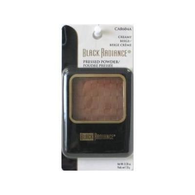 Black Radiance Pressed Powder Creamy Beige (3-Pack)