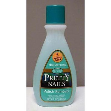 Pretty Nails Nail Polish Remover 4 oz. (3-Pack)