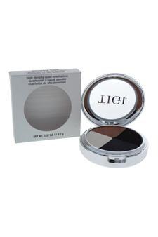 Tigi/tigi High Density Quad Eyeshadow - Smoky Hot by TIGI for Women - 0.32 oz Eyeshadow