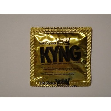 Lifestyles KYNG Condoms - Various Quantities 12, 25, 50 -