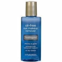 Neutrogena Oil-Free Eye Makeup Remover-5.5 oz (Pack of 4)