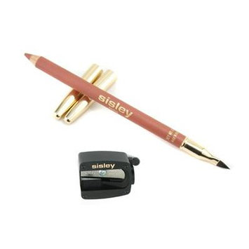 Sisley Perfect Lip Liner with Lip Brush and Sharpener, Nude, Phyto Levres, 0.05 Ounce